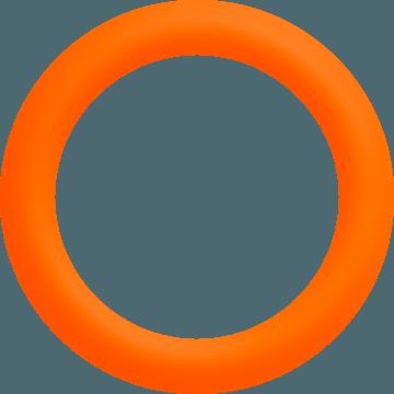 Парящая фигура круг